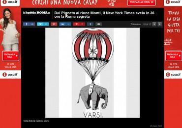 REPUBBLICA.IT – Varsi